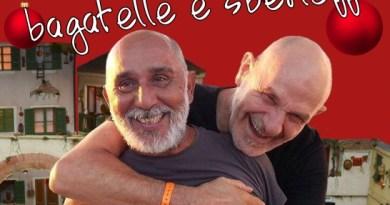 """""""Bagatelle e sberleffi"""", al Malaluna lo spettacolo di Benassai e Mandreucci"""