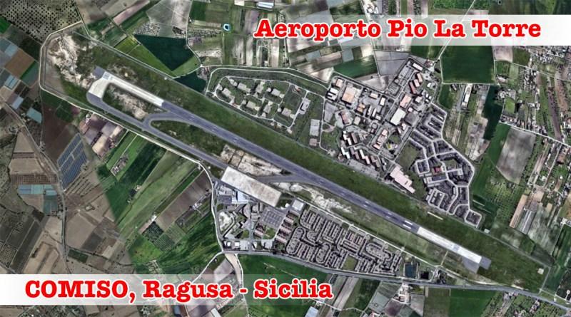 Aeroporto di Comiso, il 10 luglio prove tecniche di futuro