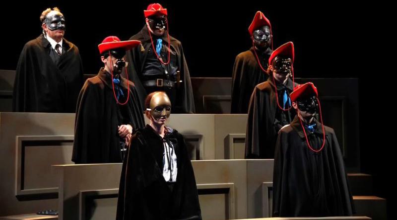 Il Giuramento, di Claudio Fava, al Teatro Biondo di Palermo