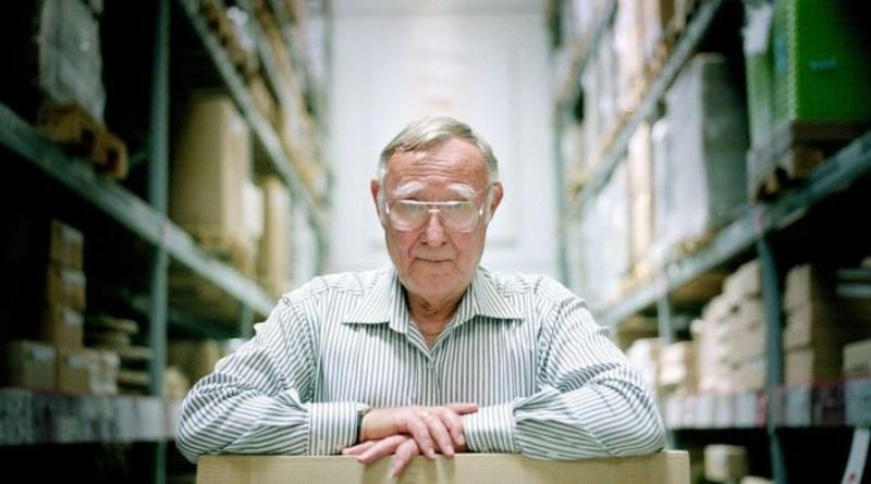 Morto Ingvar Kamprad, il fondatore di Ikea
