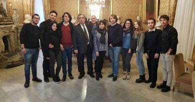 """Incontro Orlando-Consulta degli studenti: """"Saranno coinvolti in Palermo Capitale della Cultura"""""""