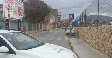Palermo, via Malaspina chiusa all'altezza di via Generale Cantore a causa di un cornicione dal peso di circa 100 chili pericolante
