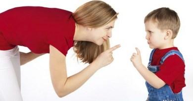 Uno studio condotto dall'Università di Washington, ha dimostrato che i bambini si comportano peggio in presenza della madre