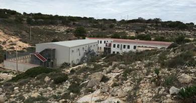 Lampedusa, chiude l'hotspot per lavori di ristrutturazione