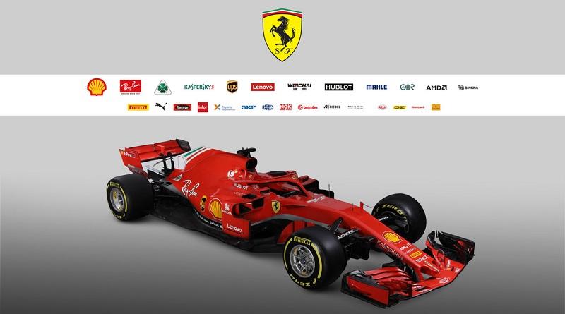 La Ferrari ha presentato la nuova monoposto che parteciperà al prossimo Mondiale di Formula 1, la SF71H. Primi test a Barcellona dal 26 febbraio