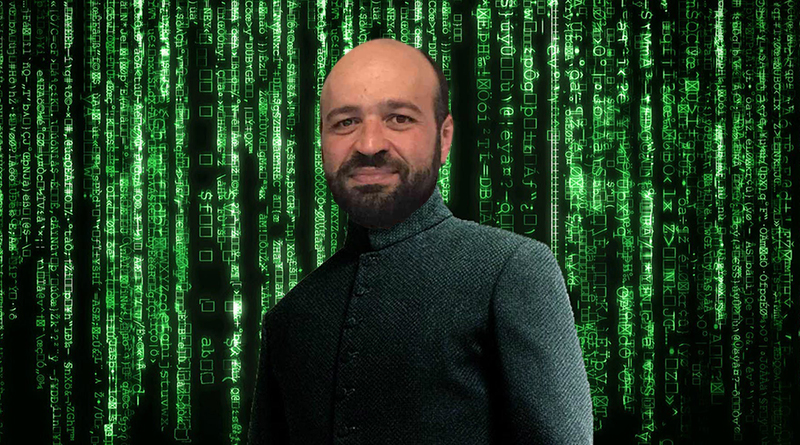 Neo Matrix Antonio Rubino
