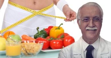 La dieta del dottor Calabrese, 4 chili in meno in 4 settimane