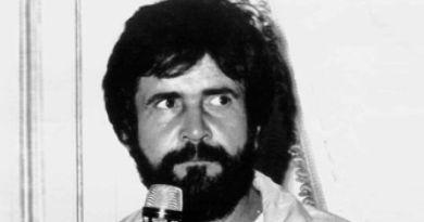 """Il 24 maggio al liceo Galileo Galilei di Palermo, sarà allestito lo spettacolo teatrale """"Mauro Rostagno. Un uomo vestito di bianco"""", dedicato al giornalista ucciso dalla mafia"""
