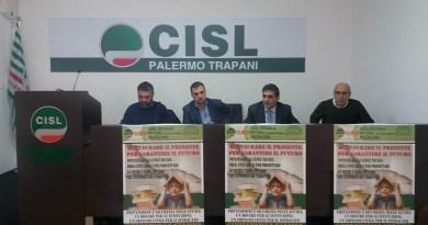 """La campagna della Cisl per avviare i cantieri nelle scuole di Trapani e provincia. """"Più lavoro, più sicurezza nelle scuole e uffici pubblici più efficienti"""