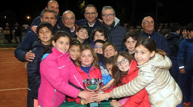 Palermo batte 5-4 al doppio di spareggio Siracusa e si aggiudica la fase regionale della Coppa delle Province 2018 di tennis