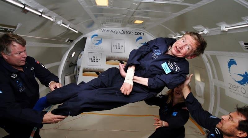 """""""Altri universi oltre al nostro"""", l'ultima ricerca di Stephen Hawking"""