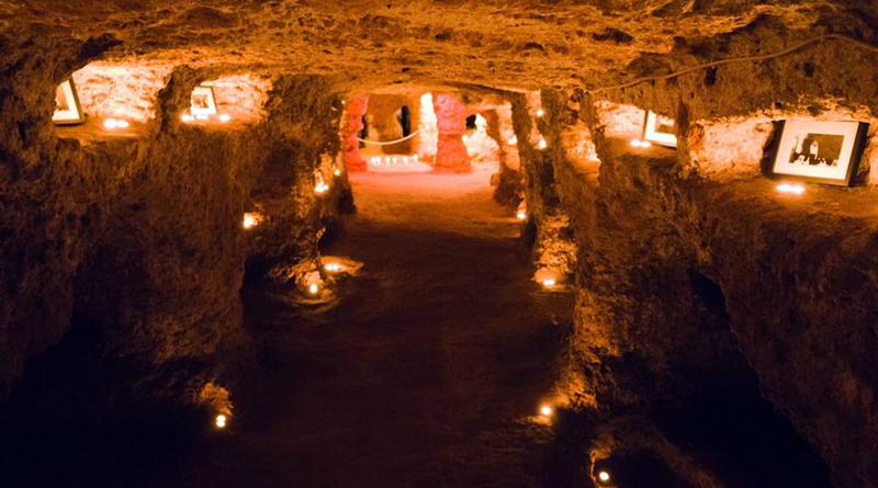 Catacombe Porta d'Ossuna Papireto