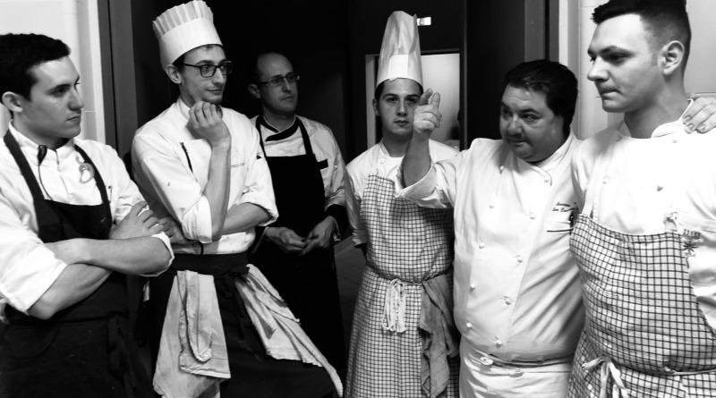 All'Eolian di Milazzo cena a quattro mani gli chef Mantarro e Guidara