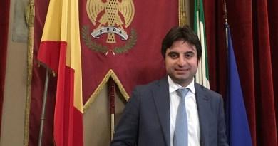 Dario Chinnici, capogruppodel Pd a Sala delle Lapidi