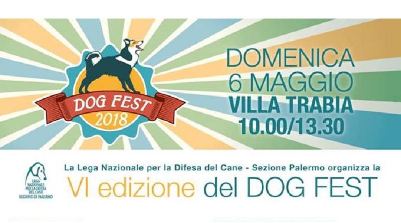 La sezione di Palermo della Lega nazionale per la difesa del cane ha presentato il programma della VI edizione del Dog Fest, che si terrà domenica 6 maggio a Villa Trabia
