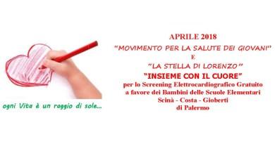 """Palermo, screening cardiologico gratuito nelle scuole con """"Movimento per la salute dei giovani"""""""