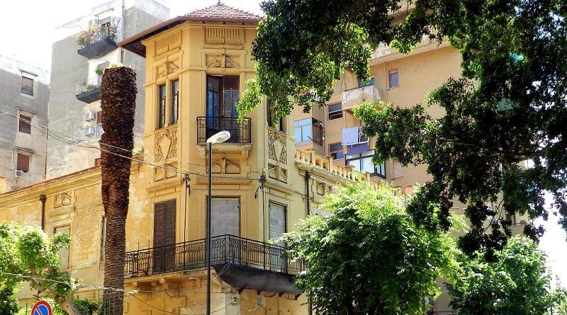 Finanziaria, villino Messina Verderame e centro Asi di Palermo ...