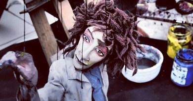 Vladimir Liad, marionetta artista