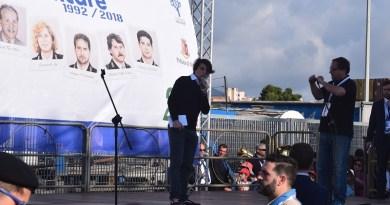 """Il saluto degli studenti di Palermo ai ragazzi di tutta Italia: """"Grazie di essere con noi a ricordare Falcone e Borsellino"""""""