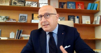 Gaetano Armao, assessore all'Economia della Regione Sicilia