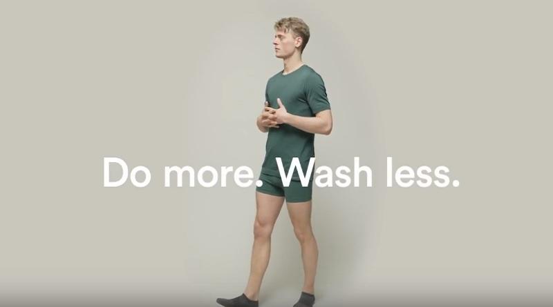 Organic Basics vorrebbe realizzare una linea d'abbigliamento intima maschile (mutande, magliette e calzini) che non hanno bisogno di essere lavati in modo frequente
