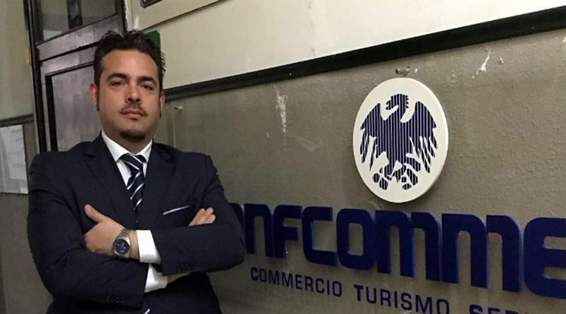 Massimomancuso, presidente Confcommercio Caltanissetta