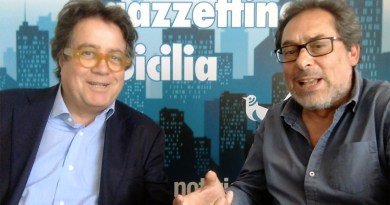 Sebastiano Tusa e Angelo Scuderi