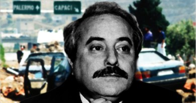 Giovanni Falcone, 23 maggio 1992, strage di Capaci