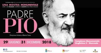 A Monreale mostra culturale e religiosa inedita dedicata a Padre Pio