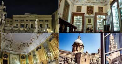 Palermo, passeggiata lungo il Cassaro alla scoperta dei palazzi nobiliari