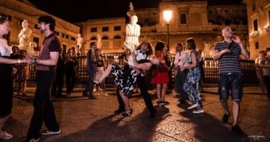 Palermo a ritmo di musica, il Festival dello swing fa danzare cittadini e turisti