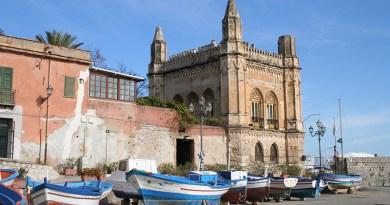 Quattro Pizzi - Tonnara Florio -Arenella, Palermo
