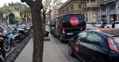 Coca cola Politeama differenziata promoter