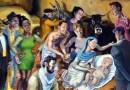 """Alessandro Bazan per """"Next"""": l'opera di Caravaggio in chiave contemporanea"""