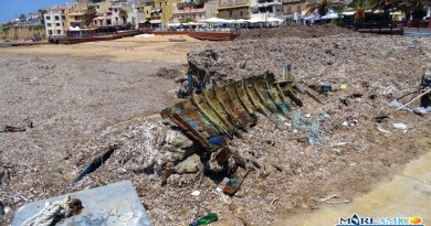 porto di Selinunte mareamico triscina
