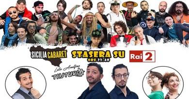Sicilia Cabaret seconda puntata in onda su Rai 2