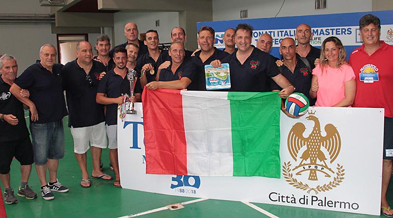Telimar Campione d'Italia M50 2018