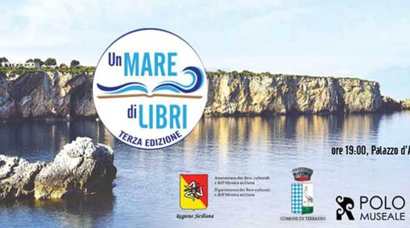 """Terrasini, al via la terza edizione di """"Un mare di libri"""" con nove appuntamenti"""