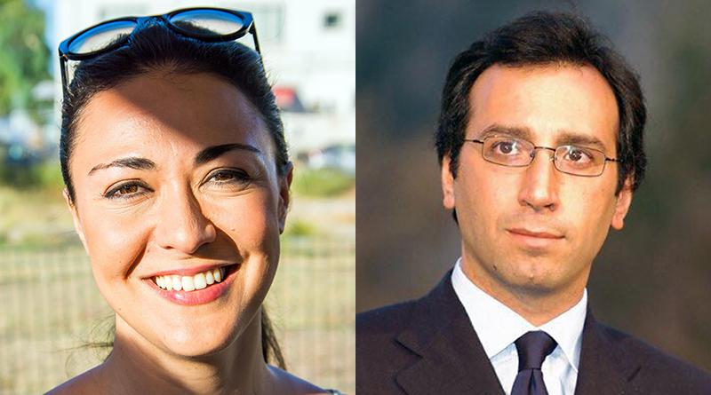 Valentina Zafarana e Alessandro Aricò
