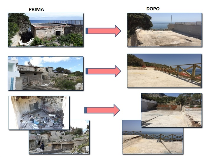 Il Demanio ha stipulato con il Comune di Palermo un atto per la concessione gratuita dell'ex Batteria Grandi Ville, un'area di quasi 2000 mq