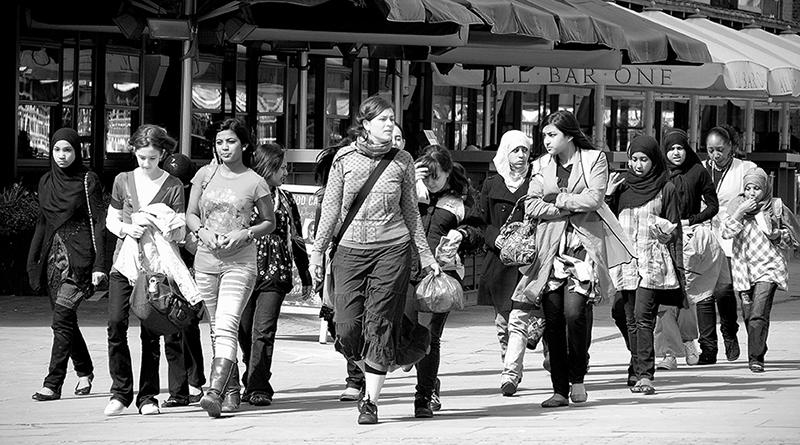 """foto """"L'altro"""", di Enrico Hoffmann, Concorso Nazionale di Fotografia Città di Castelbuono"""