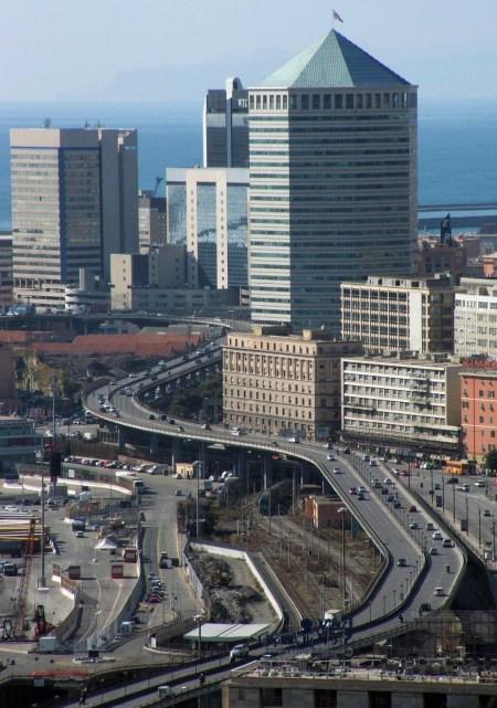 Genova, il Matitone