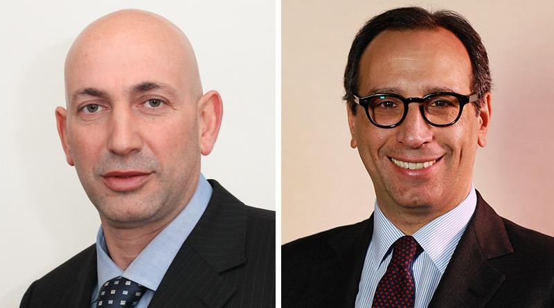 Rosario Agostaro e Alessandro Aricò
