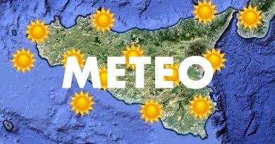 Sicilia Meteo sole