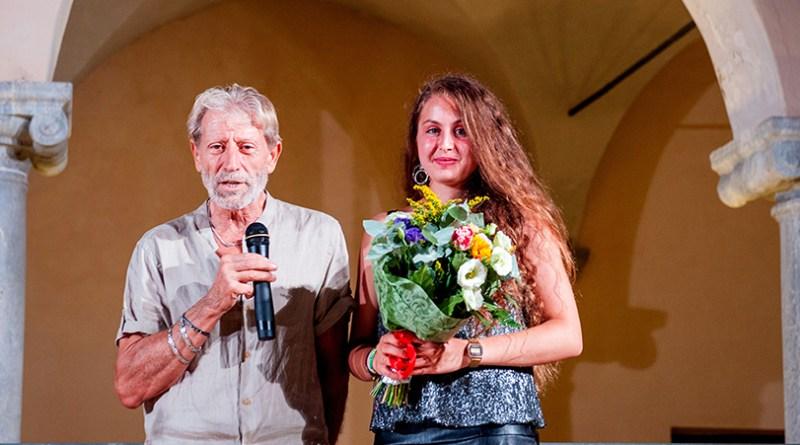 Vincenzo Cucco con Elisa Prisinzano, Concorso Nazionale di Fotografia Città di Castelbuono
