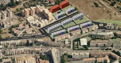 Housing Sociale di Salvatore Palmeri a Palermo, Quartiere Borgo Nuovo