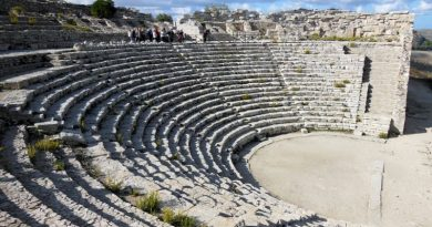 Segesta, teatro