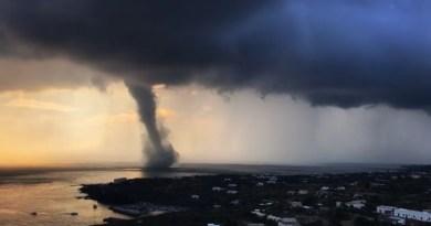 I video dei nubifragi e i temporali in Sicilia