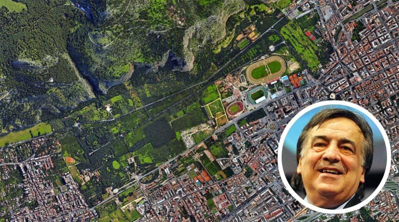Orlando e il Parco della Favorita, a Palermo