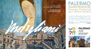 Modigliani Experience Palermo